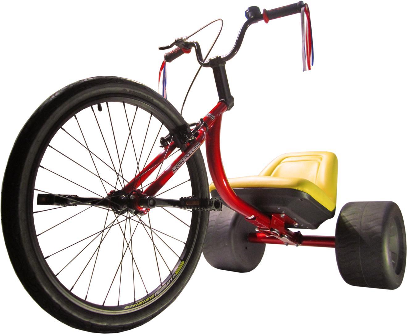 High Roller Adult Size big wheel Mark 1, Serial Number 0001