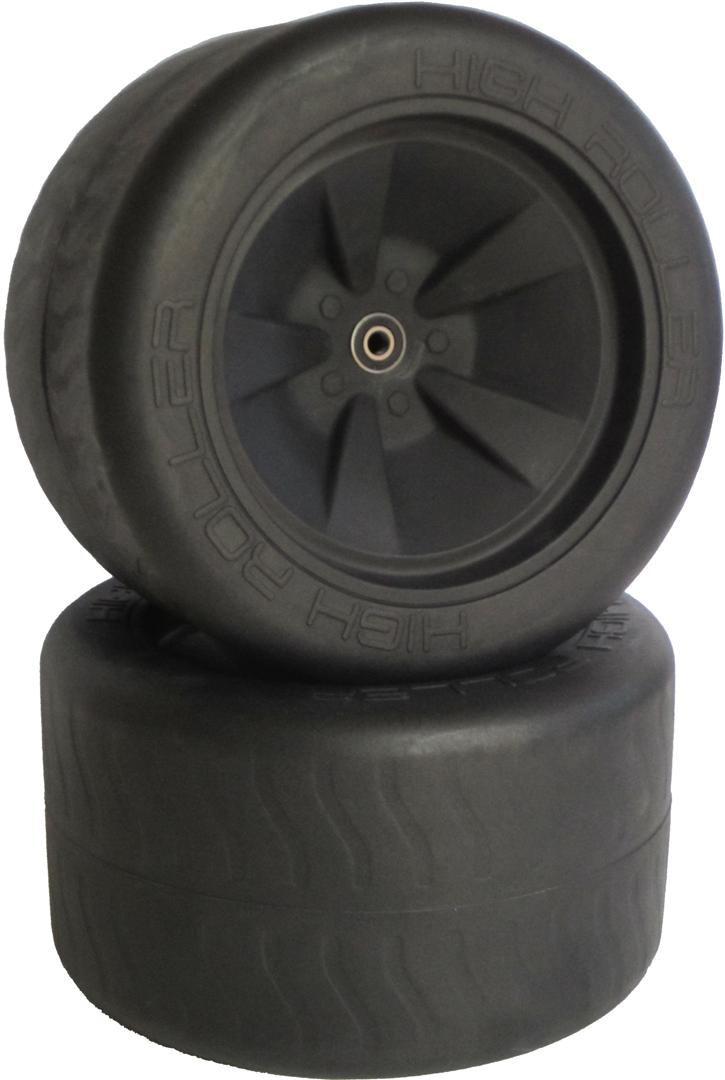High Roller Adult Size big wheel rear wheel stack iso