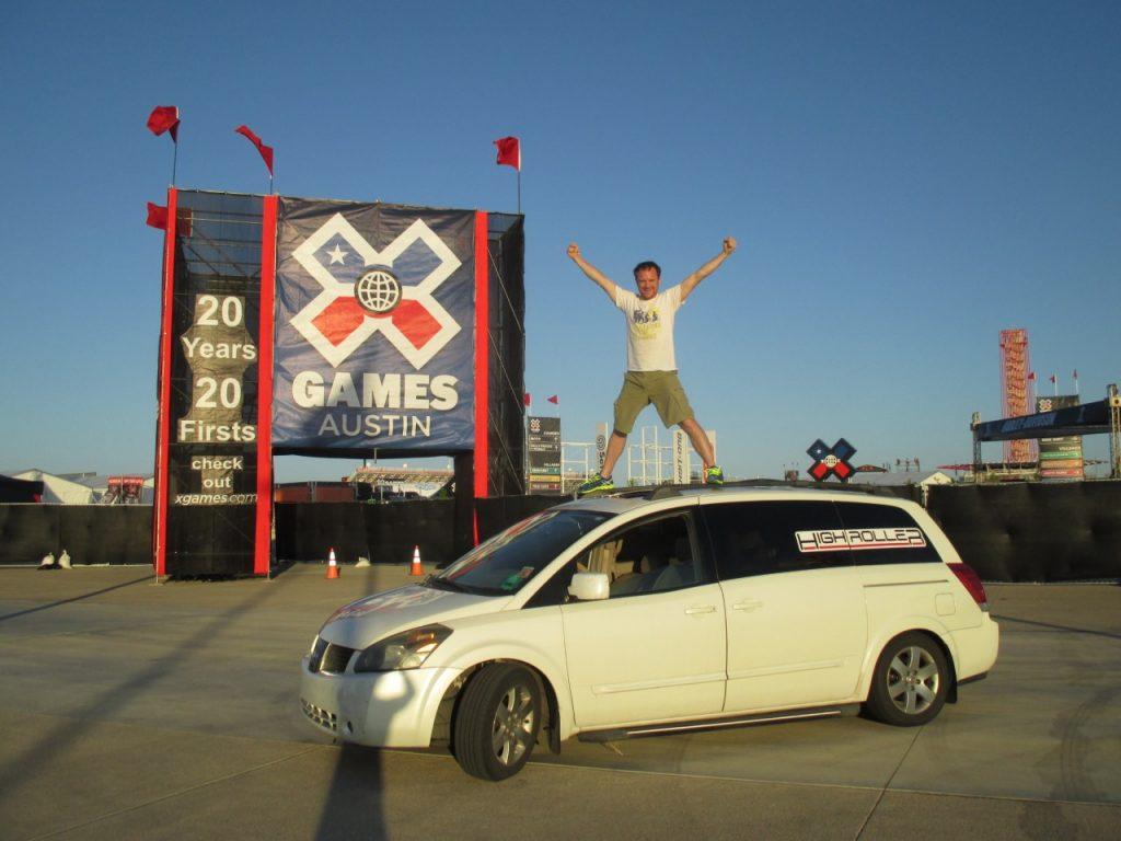 High Roller at X Games Austin