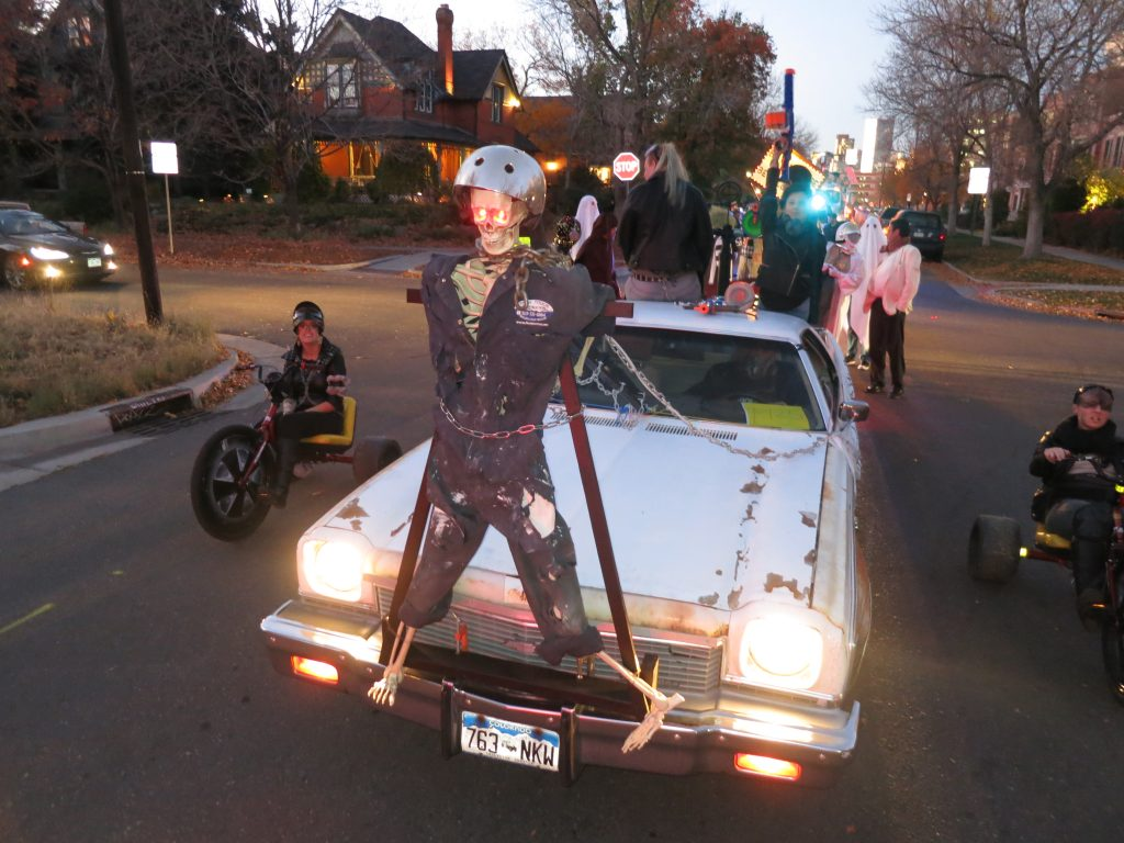Broadway Halloween Parade Mad Max