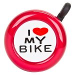 Bicycle Bell I Love My Bike