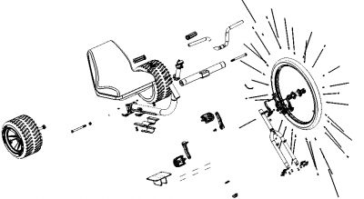 HiR exploded view