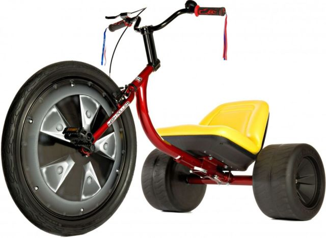High Roller Audlt Size Big Wheel Trike