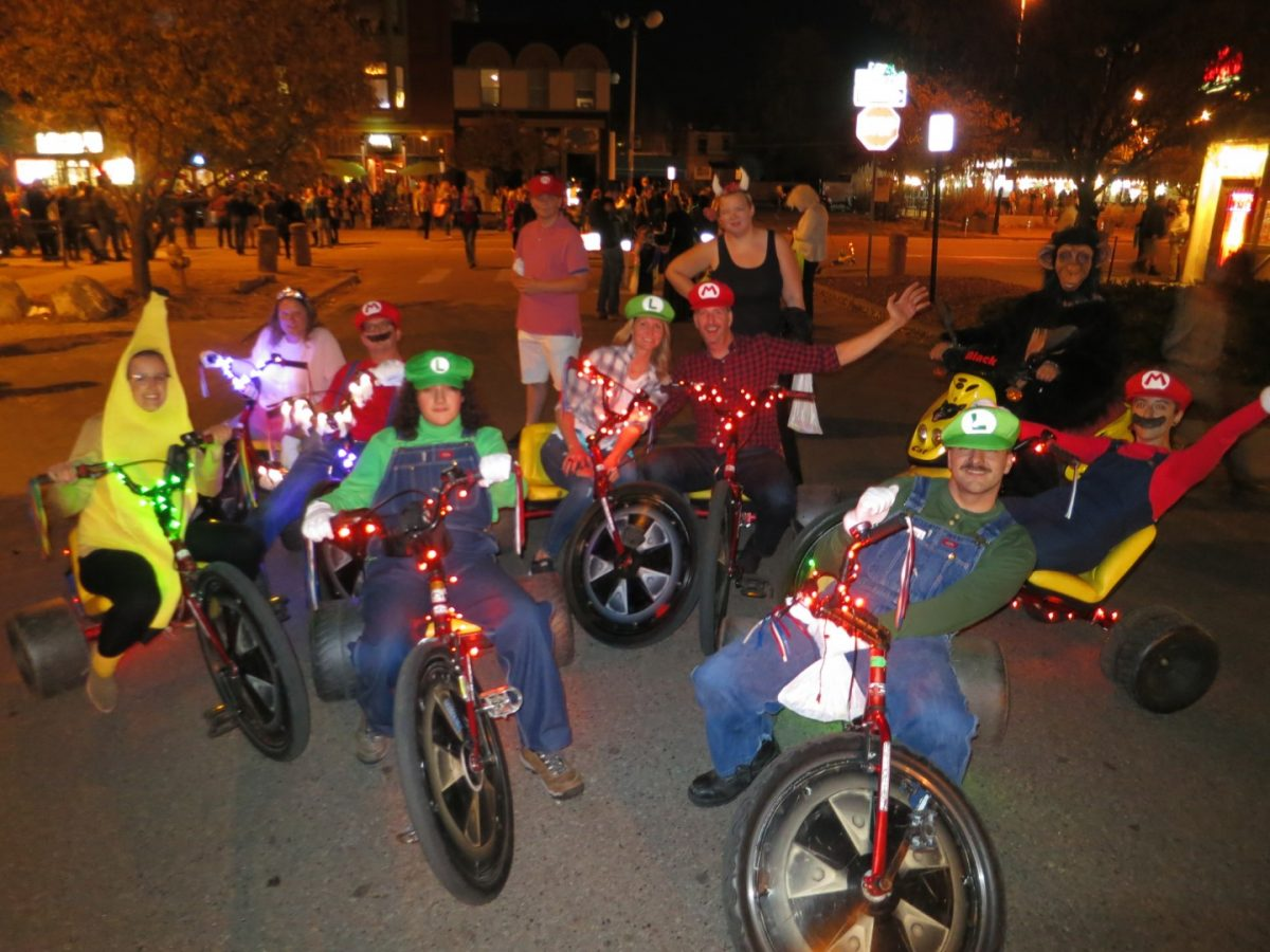 Denver Broadway Halloween Parade