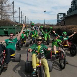 Denver St. Patrick's Parade! - CANCELLED @ Rockies Stadium Parking Lot A