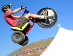 High Roller Drift Trike Races at X Games Austin! @ Circuit of the Americas | Texas | United States