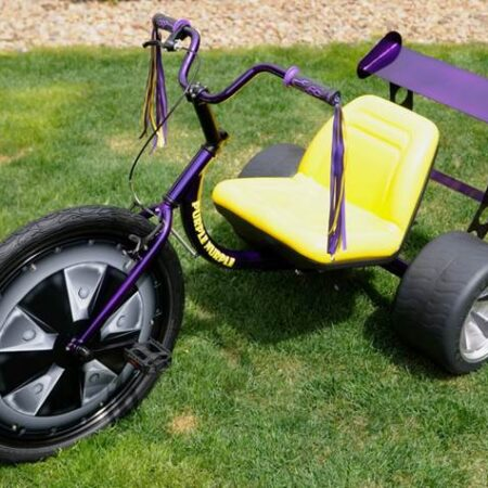 purple High Roller trike